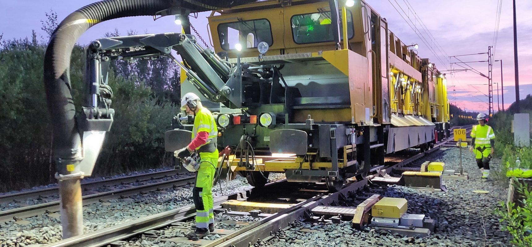 RATEK - Rail Infrastructure - Tel  +358 10 439 5400